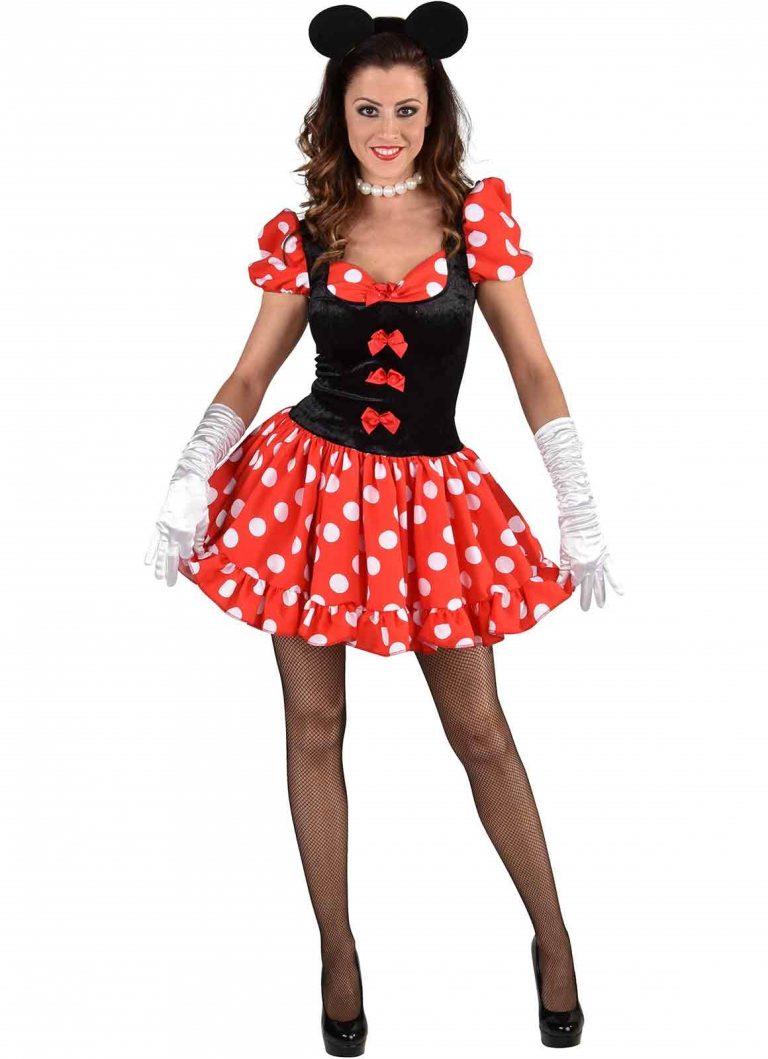 Minnie Mouse jurkje - XS