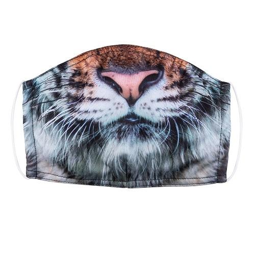 Mondkapje tijger