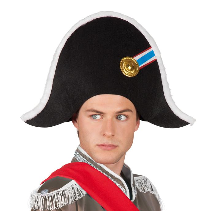 Napoleon steek eenvoudig