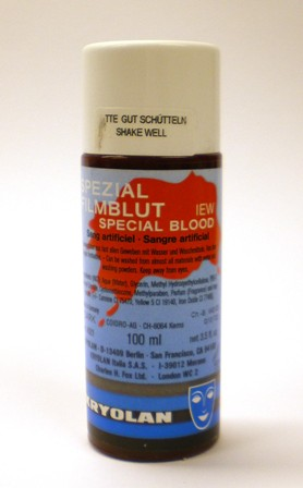Nepbloed speciaal film 100ml licht