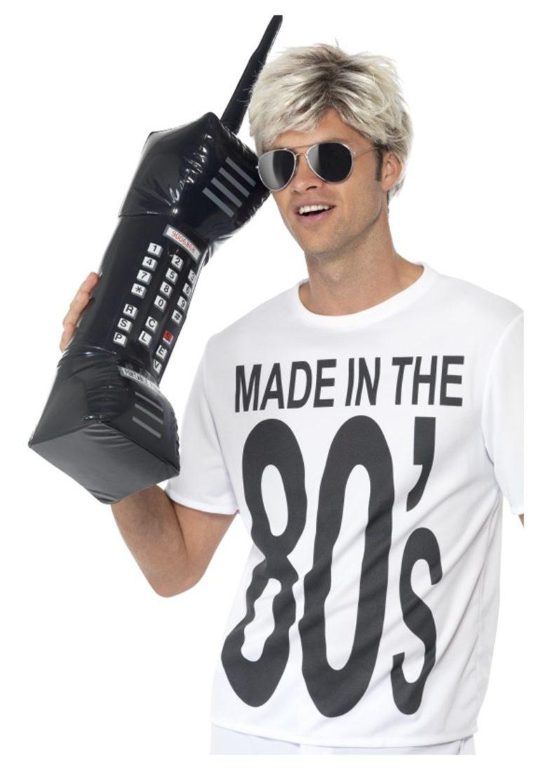 Opblaas telefoon