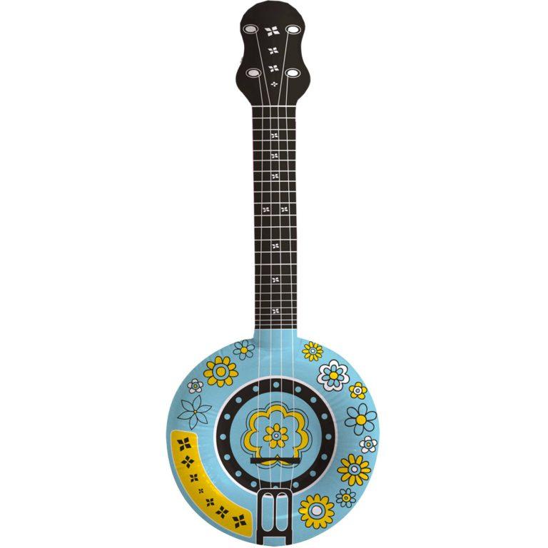 Opblaasbare Banjo