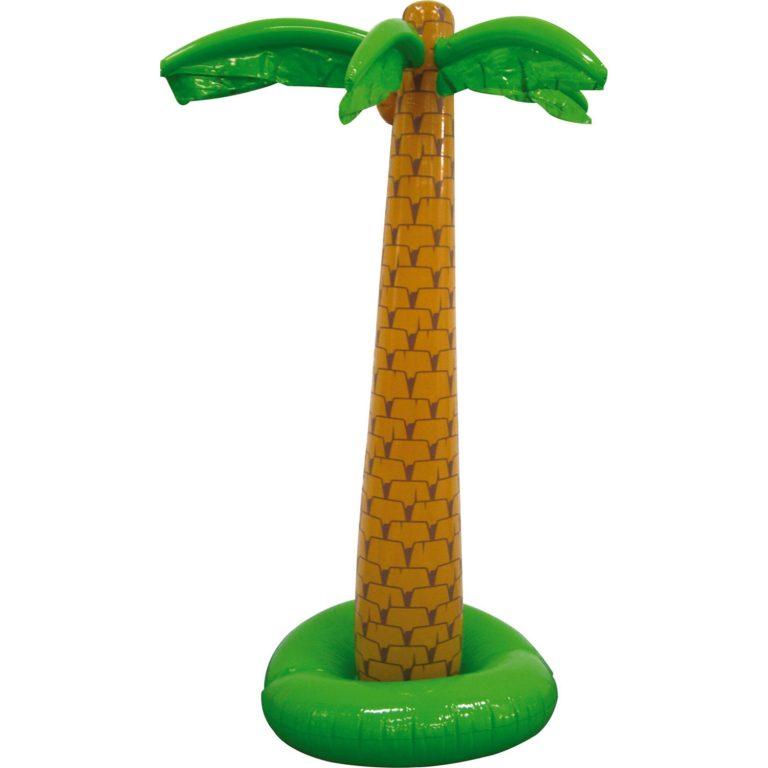 Opblaasbare Jumbo Palmboom 1,8 mtr