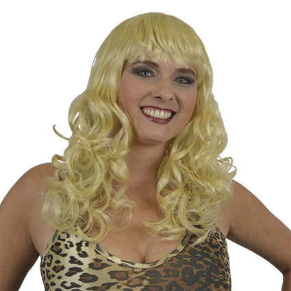 Peggy Bundy pruik blond