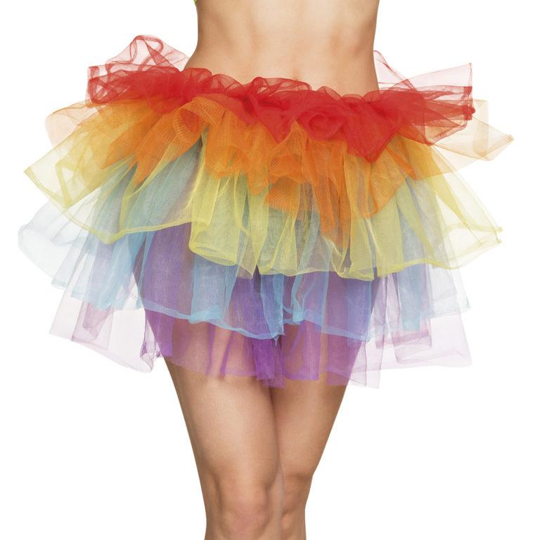 Petticoat regenboog
