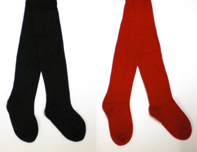 Piet panty kinderen - 164/172=S/M rood