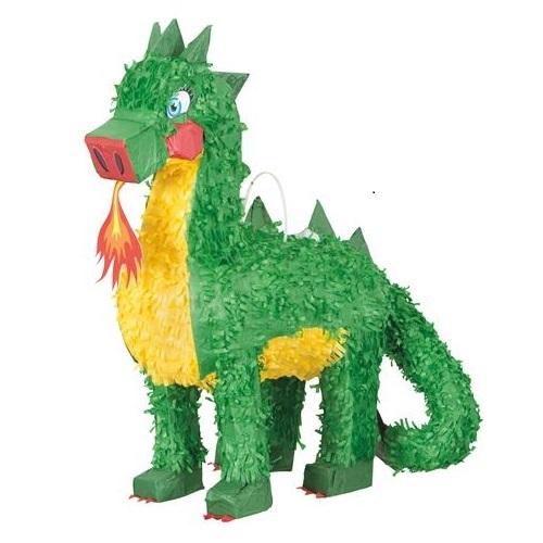 Pinata groene draak