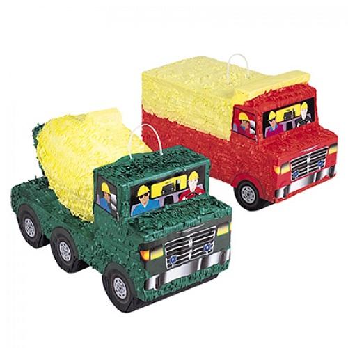 Pinata vrachtwagen