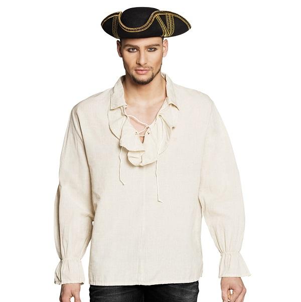Piraten blouse heren - Extra Large