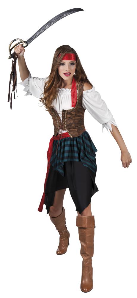 Piraten jurkje Storm - 40/42