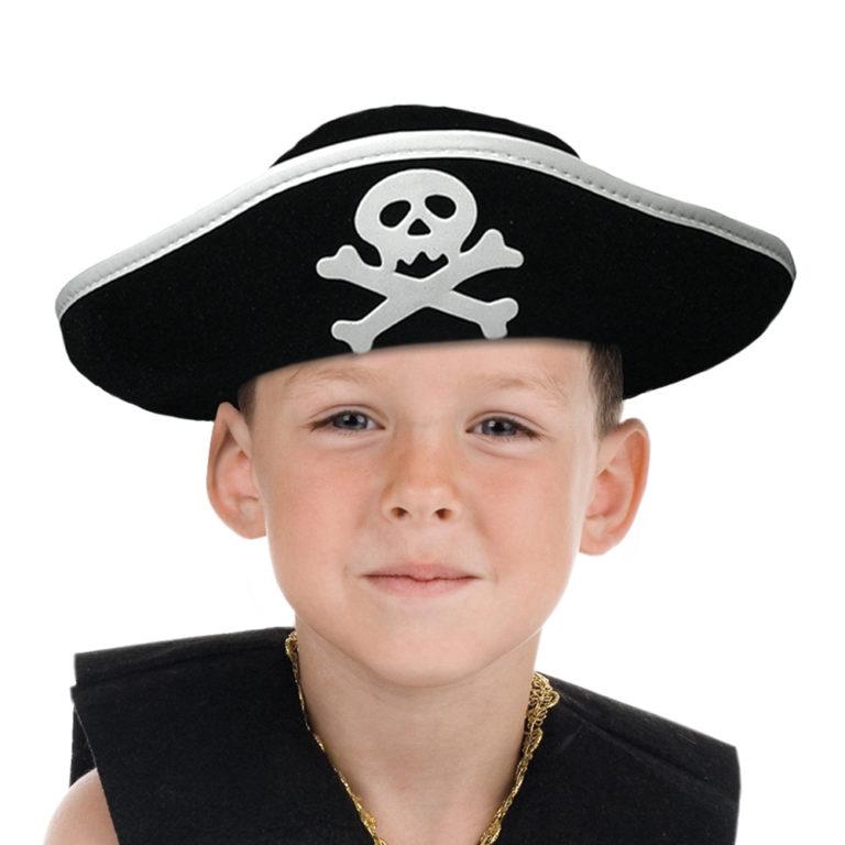 Piraten steek kind