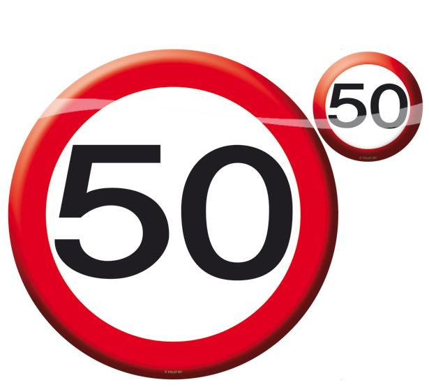 Placemat/onderzetter 50