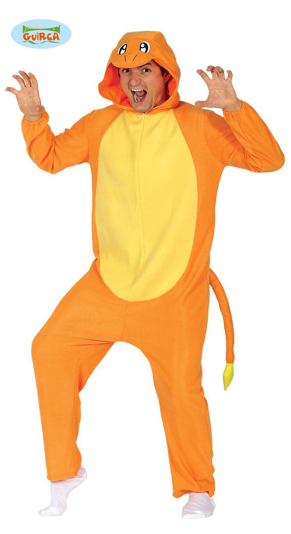 Pokemon onesie Charmander
