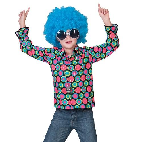 Polkadot blouse kids - 116