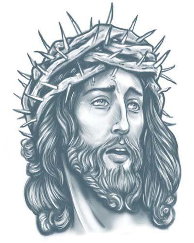 Prison Tattoo Jesus