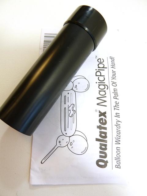 Qualatex Magic pipe