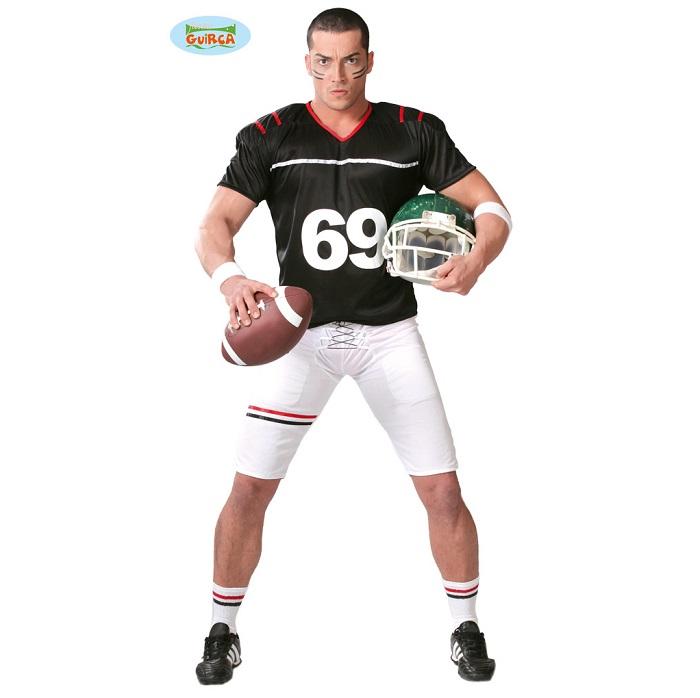 Quarterback kostuum volwassen L