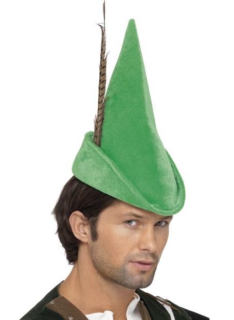 Robin Hood hoed veer