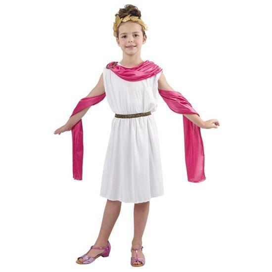 Romeinse dame 4-6 jaar