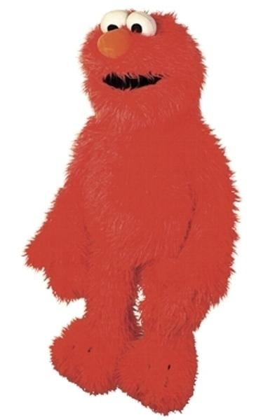 Sesamstraat Elmo