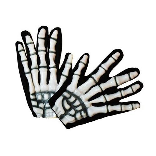 Skelet handschoenen latex