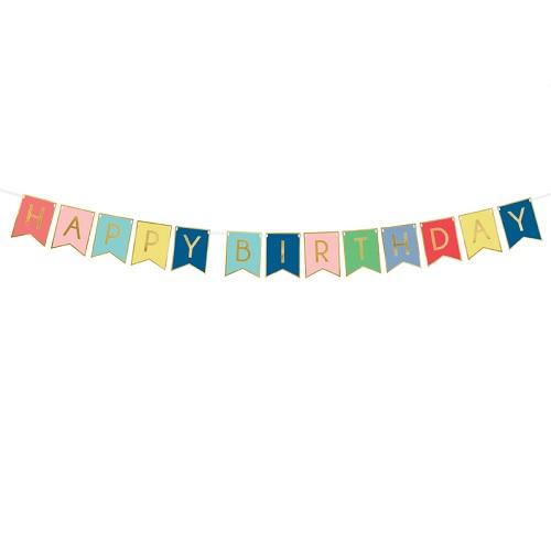 Slinger Happy birthday mix 175cm