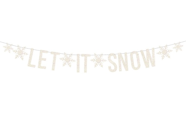 Slinger Let it snow