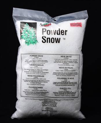 Sneeuwpoeder wit 3 liter