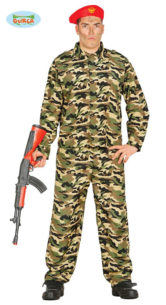 Soldatenpak - 54-56 Extra large