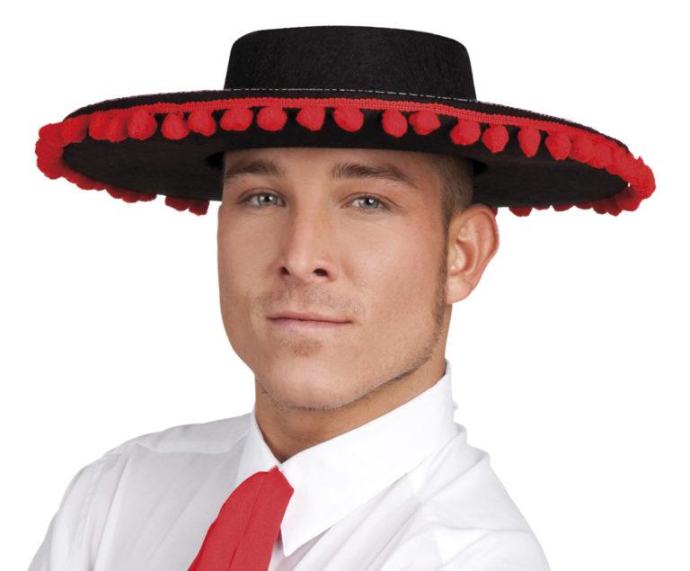 Spaanse hoed balletjes