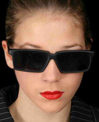 Spion bril Spy glasses