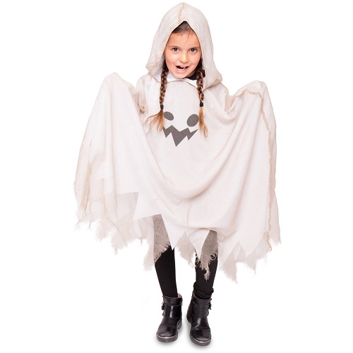 Spook poncho kids