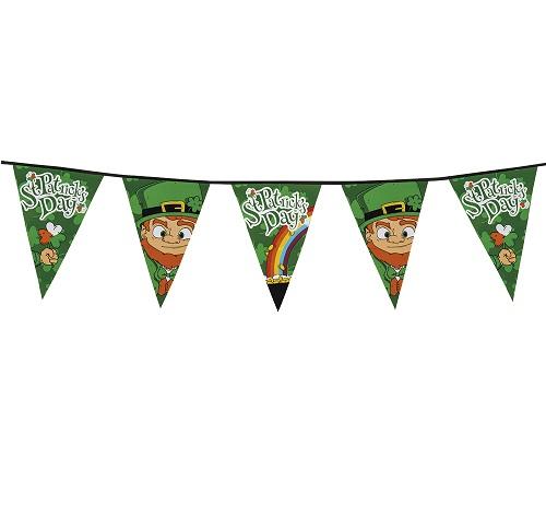 St Patrick reuzenvlaggenlijn 8m