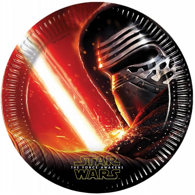 Star Wars bordjes