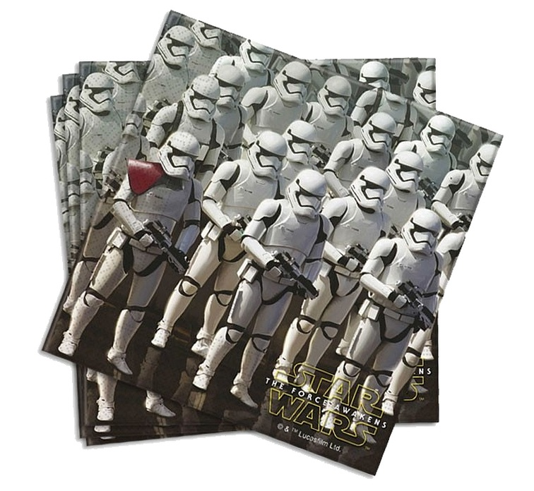 Star Wars servetten
