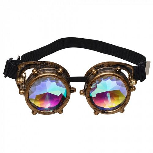 Steampunk bril spacepunk