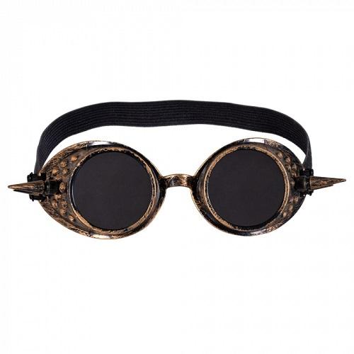 Steampunk bril Spikepunk