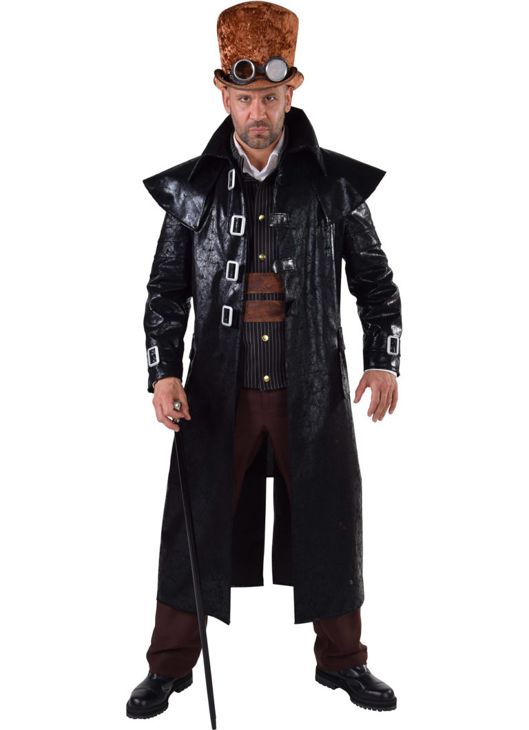 Steampunk Charly heren VERHUUR