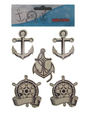 Tattoo sailor 3st