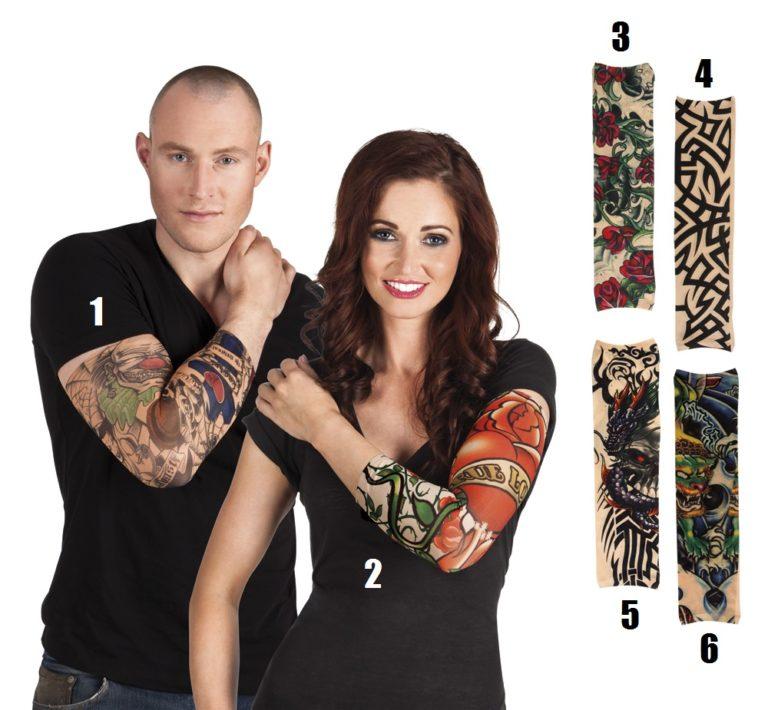 Tattoo sleeve - 3