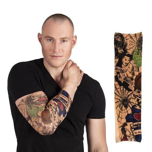 Tattoo sleeve West Coast adventure