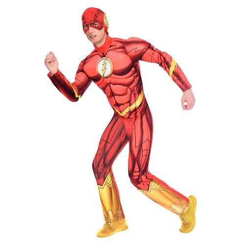 The Flash kostuum - Medium