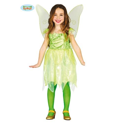 Tinkerbell jurkje - 5-6 jaar