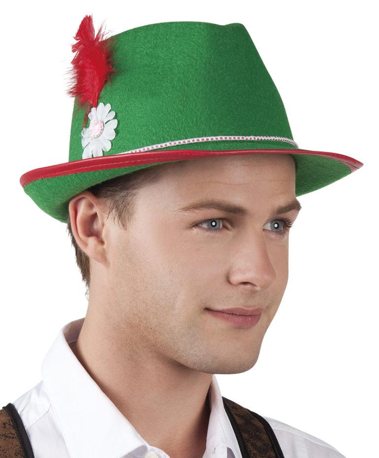 Tiroler hoed edelweiss
