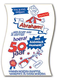Toilet papier Abraham
