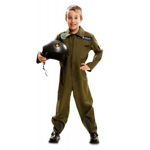 Top gun overall kids - 10-12 jaar 140
