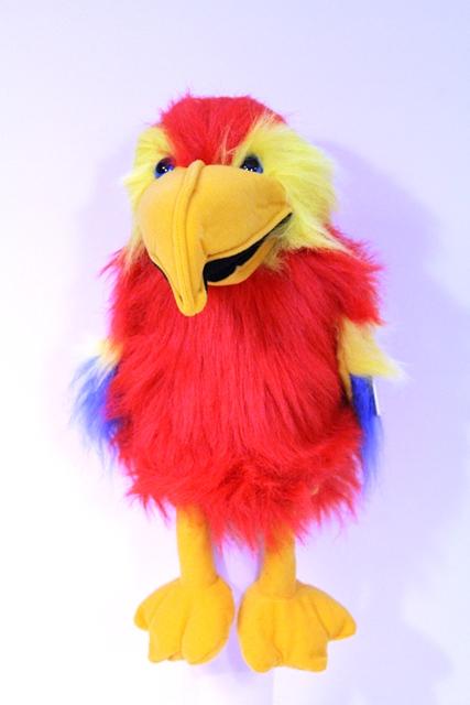 TPC Baby Macaw papegaai - rood-geel