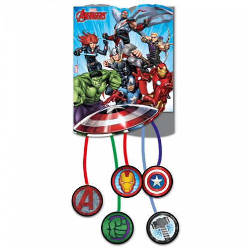 Trekpinata Mighty Avengers