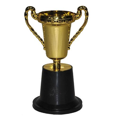 Trofee goud 14cm