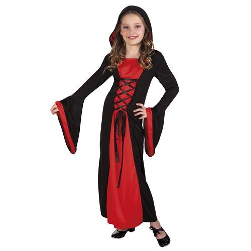 Vampire lady kids - 7-9 jaar